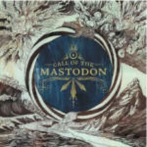 Call of the Mastodon - CD Audio di Mastodon