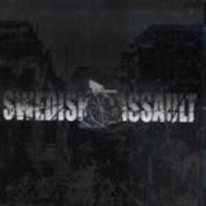 Swedish Assault - CD Audio