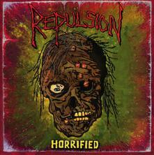 Horrified - CD Audio di Repulsion