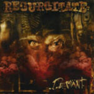 Deviant - CD Audio di Regurgitate