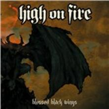 Blessed Black Wings (Coloured Vinyl Limited Edition) - Vinile LP di High on Fire