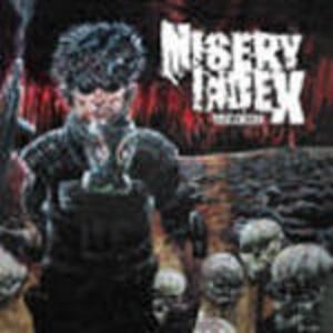 Discordia - CD Audio di Misery Index