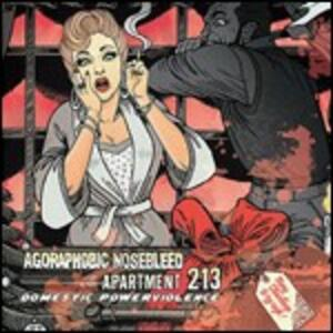 Domestic Powerviolence - Vinile LP di Agoraphobic Nosebleed