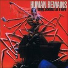 Using Sickness as a Hero - Vinile LP di Human Remains