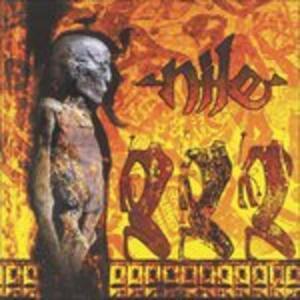 Amongst the Catacombs of Nephren-ka - CD Audio di Nile