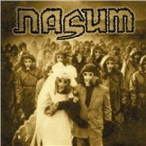 Inhale/Exhale - CD Audio di Nasum