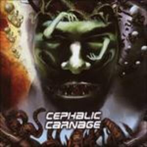 Conforming to Abnormality - CD Audio di Cephalic Carnage
