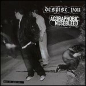 And on and on - Vinile LP di Agoraphobic Nosebleed