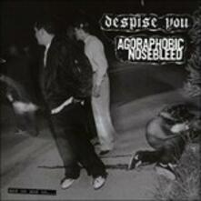 And on and on - CD Audio di Agoraphobic Nosebleed