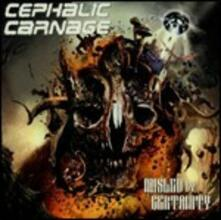 Misled by Certainly - CD Audio di Cephalic Carnage