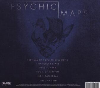 Psychic Maps - CD Audio di Dysrhythmia - 2