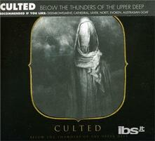 Below the Thunders of - CD Audio di Culted