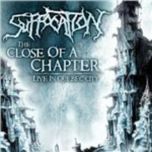 The Close of a Chapter - CD Audio di Suffocation