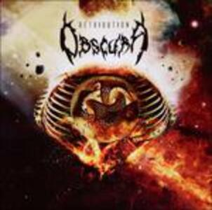 Retribution - CD Audio di Obscura