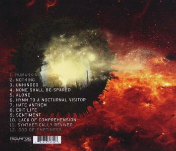 Retribution - CD Audio di Obscura - 2