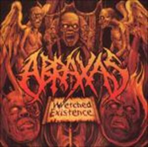 Wretched Existence - CD Audio di Abraxas