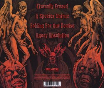 Wretched Existence - CD Audio di Abraxas - 2