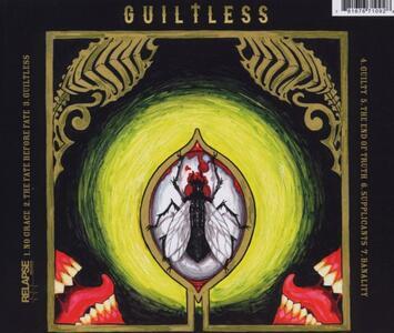 Guiltless - CD Audio di Indian - 2