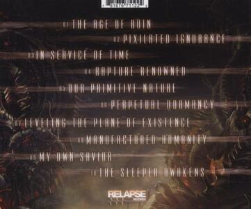 Leveling the Plane of Existence - CD Audio di Abysmal Dawn - 2
