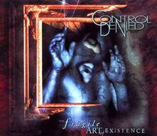 The Fragile Art of Existence (Slipcase) - CD Audio di Control Denied