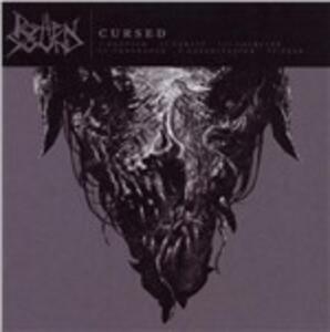 Cursed - CD Audio di Rotten Sound