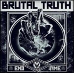 End Time - Vinile LP di Brutal Truth