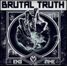 End Time - CD Audio di Brutal Truth