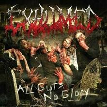All Guts, No Glory - CD Audio di Exhumed
