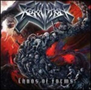 Chaos of Forms - Vinile LP di Revocation