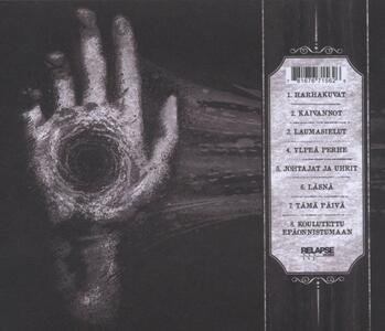 Harhakuvat - CD Audio di Unkind - 2