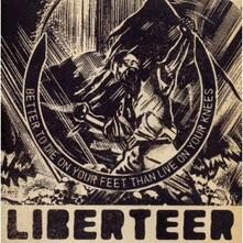 Better You Die on Your Feet Than Live on Your Knees - CD Audio di Liberter