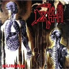Human - CD Audio di Death