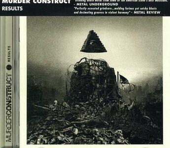 Results - CD Audio di Murder Construct