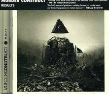 Results - CD Audio di Murder Construct