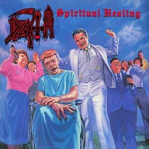 Spiritual Healing - CD Audio di Death