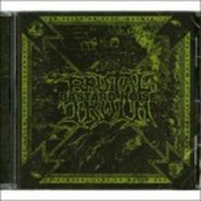 The Axion of Post Inhumanity - CD Audio di Brutal Truth