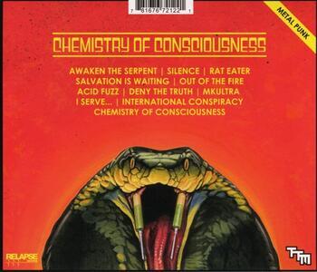 Chemistry of Consciousness - CD Audio di Toxic Holocaust - 2