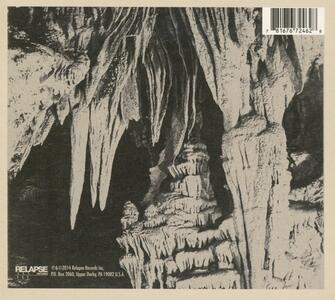 The Cavern - CD Audio di Inter Arma - 2