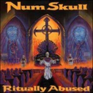 Ritually Abused - Vinile LP di Num Skull
