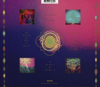 Crooked Doors - CD Audio di Royal Thunder - 2