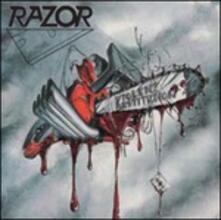 Violent Restitution - CD Audio di Razor