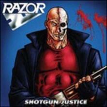 Shotgun Justice - CD Audio di Razor
