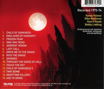 Child of Darkness - CD Audio di Bedemon - 2