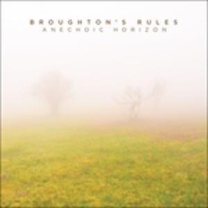 Anechoic Horizon - CD Audio di Broughton's Rules