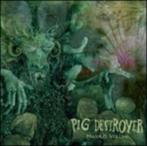 Mass & Volume - Vinile LP di Pig Destroyer