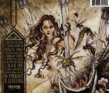 Pillars of Ash - CD Audio di Black Tusk - 2