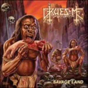 Savage Land - CD Audio di A Gruesome Find