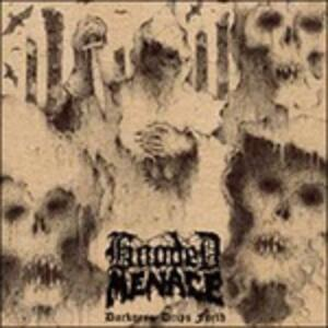 Darkness Drips Forth - CD Audio di Hooded Menace
