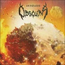 Akroasis - CD Audio di Obscura