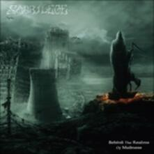 Behind the Realms of Madness - CD Audio di Sacrilege